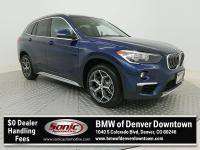 What a great deal on this 2018 BMW! Feature-packed and