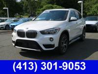 2018 BMW X1 xDrive28i Ambient Lighting, Auto-Dimming