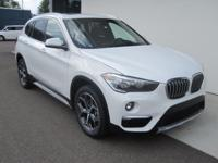 2018 BMW X1 xDrive28i Alpine White SPECIAL EDITION
