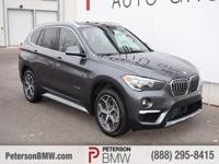 Turn every trip into a joyride with our 2018 BMW X1