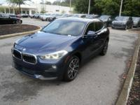 New Arrival! This 2018 BMW X2 sDrive28i will sell fast!