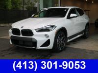 2018 BMW X2 xDrive28i Alum Hexagon Trim w/Pearl Gray