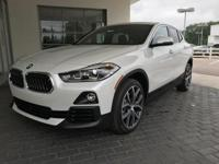 2018 BMW X2 xDrive28i 31/21 Highway/City MPG  Options: