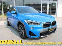 This outstanding example of a 2018 BMW X2 xDrive28i is