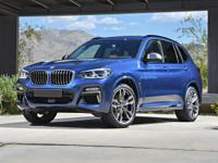 Graphite 2018 BMW X3 M40i AWD 8-Speed Automatic I6