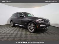 2018 BMW X3 xDrive30i 29/22 Highway/City MPG - This