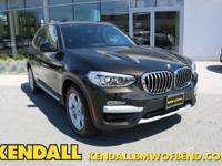 This 2018 BMW X3 xDrive30i is offered to you for sale