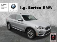 2018 BMW X3 xDrive30i Free Pickup and Dropoff for any
