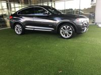 We are excited to offer this 2018 BMW X4. This BMW
