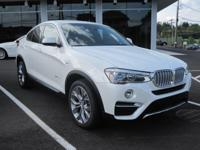 2018 BMW X4 xDrive28i ACC Stop & Go + Active Driving
