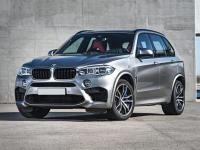 Mineral White Metallic 2018 BMW X5 M AWD 8-Speed