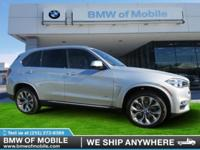 We are excited to offer this 2018 BMW X5. This SUV