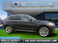 We are excited to offer this 2018 BMW X5. This BMW