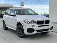 Beautiful 2018 BMW X5 with M Sport Package, Navigation