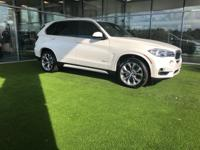 We are excited to offer this 2018 BMW X5. Want more