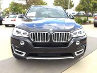 2018 BMW X5 sDrive35i  Options:  3.154 Axle Ratio|Front