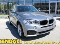 This outstanding example of a 2018 BMW X5 xDrive35d is