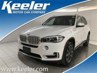 CARFAX One-Owner. 2018 BMW X5 Keeler Rewards Program,