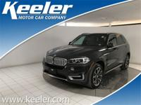 New Price! CARFAX One-Owner. 2018 BMW X5 Keeler Rewards