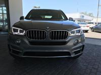 2018 BMW X5 xDrive35i black Leather.  Options: