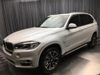 Mineral White Metallic 2018 BMW X5 xDrive40e AWD