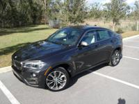 Delivers 24 Highway MPG and 18 City MPG. This BMW X6