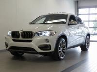 2018 BMW X6 EXECUTIVE DEMO!! LOADED WITH PREMIUM