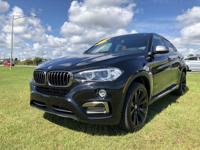 We are excited to offer this 2018 BMW X6. This BMW