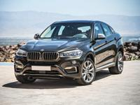 This 2018 BMW X6 comes with AWD/all-wheel drive, black