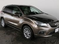 Bronze Alloy Metallic 2018 Buick Envision Essence Alloy