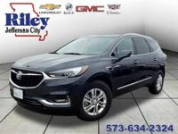 Riley Red Tag Sale! Dark Slate Metallic 2018 Buick