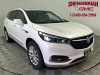 New Price! AWD Recent Arrival! This 2018 Buick Enclave