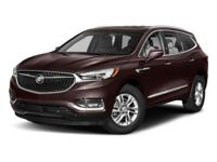 Options:  Audio System  Buick Infotainment System