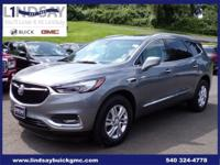 Options:  2018 Buick Enclave Essence|Certified. Carfax