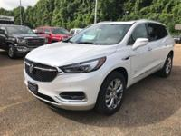 Tomorrows SUV for todays family is the 2018 Buick