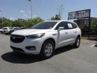 White Frost 2018 Buick $1,775 off MSRP! Enclave Essence