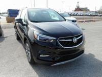 Ebony Twilight Metallic 2018 Buick Encore Essence FWD