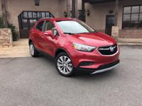 The new 2018 Buick Encore in Reidsville, NC answers the