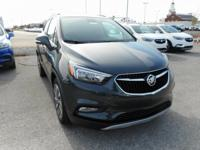 Graphite Gray Metallic 2018 Buick Encore Preferred II