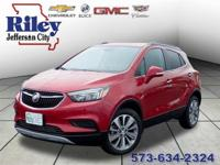 Riley Red Tag Sale! Red Metallic 2018 Buick Encore