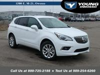 SUMMIT WHT 2018 Buick Envision Essence FWD 6-Speed