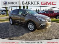 2018 Buick Envision Preferred 29/22 Highway/City MPG