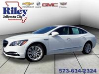 Riley Red Tag Sale! Summit White 2018 Buick LaCrosse
