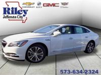 Riley Red Tag Sale! White Frost 2018 Buick LaCrosse