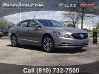 Pepperdust Metallic 2018 Buick LaCrosse Essence FWD