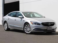 Only 8,341 MIles!!! 2018 Buick LaCrosse Essence!!!