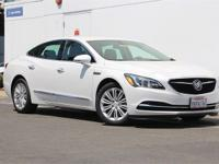 Only 2,635 MIles!!! 2018 Buick LaCrosse Essence!!!