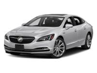 This 2018 Buick LaCrosse 4dr Sedan Essence FWD features