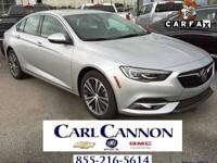 Quicksilver Metallic 2018 Buick Regal Essence FWD
