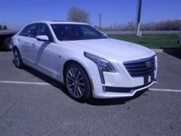 2018 Cadillac CT6 All Wheel Drive!!!AWD** Gets Great